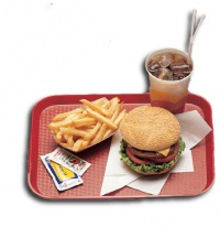 Podnos Fast Food 300x410 mm